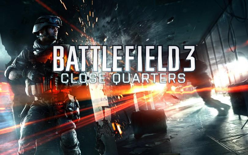 Ny video på kommande Battlefield 3: Close Quarters