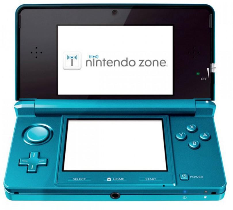 Nintendo presenterar Nintendo Zone