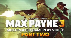 Max Payne 3 – Multiplayer Gameplay Video: Del 2