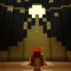 Två killar bygger Journey-inspirerad stad i Minecraft