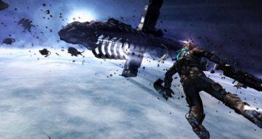 Dead Space 3 äger rum på en isplanet