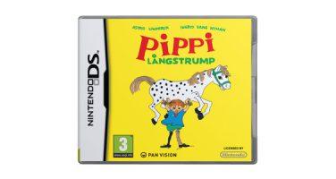 Pippi Långstrump kommer till Nintendo DS