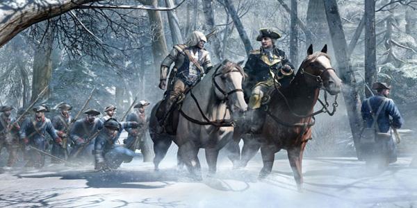 حصريا تحميل لعبة Assassins Creed III PS3 + فيكس ...