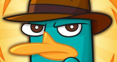 Where's My Perry? Nyhet till mobilen