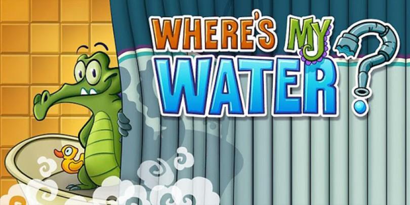 Where's My Water fyller ett år