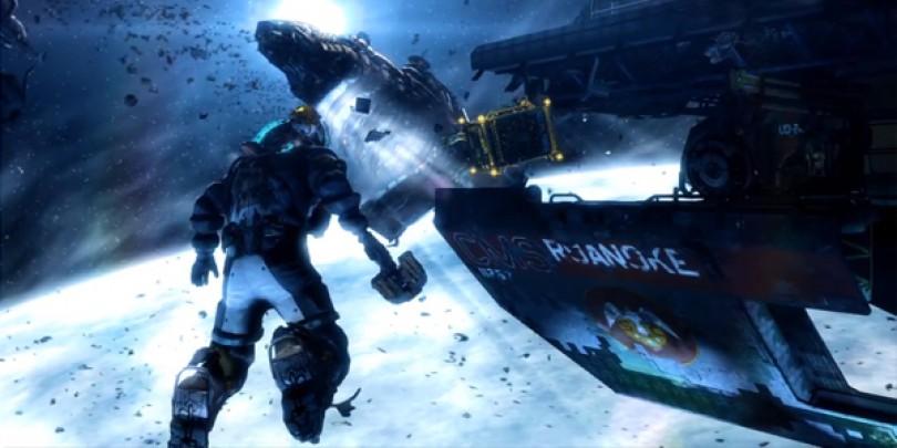 15 min gameplay från Dead Space 3