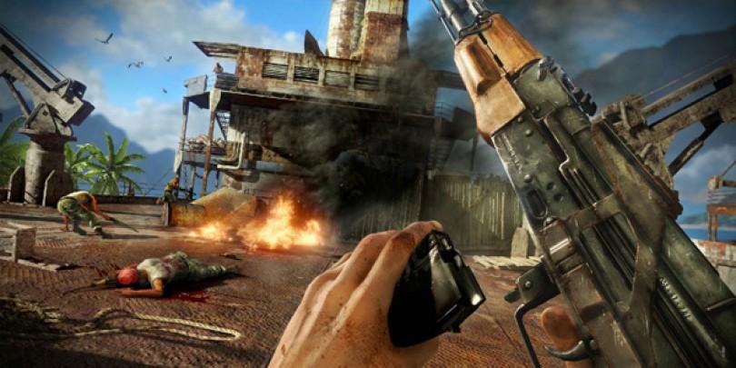 Tredje delen i Far Cry 3 Survival Guide