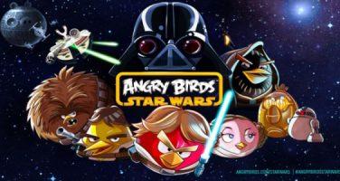 Angry Birds Star Wars kommer den 8 november!