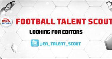 EA söker fotbollsnördar för att göra sina lag bättre