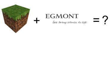 Egmont och Mojang ska börja släppa Minecraft-böcker
