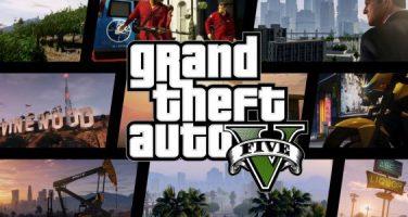 Oktober-utlottning: GTA V (PS3)