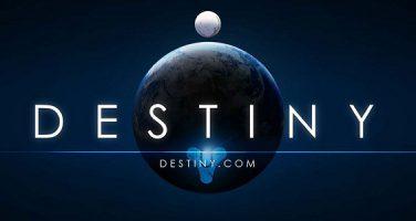 Uppvisning av kommande Destiny