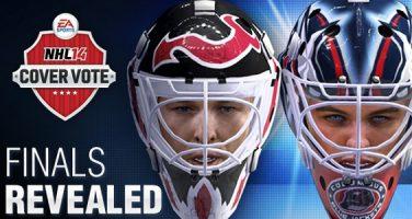 NHL 14 Cover Vote