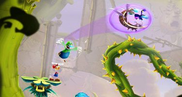Spela som Mario och Luigi i Rayman Legends
