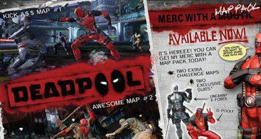 Nya banor till Deadpool
