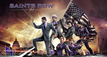 September-utlottning: Saints Row IV (360)