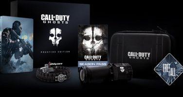 Förbeställ Call of Duty: Ghost