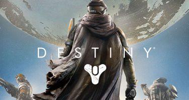 Här är framsidan på Destiny