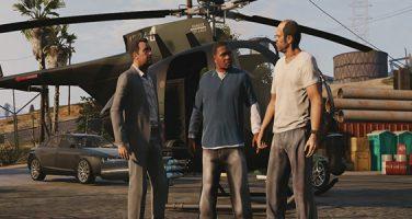 Rockstar jämför grafiken i GTA V