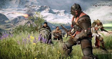 Vi fick se Dragon Age: Inquisition på Gamex