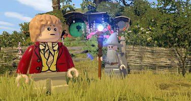 The Hobbit blir Legospel