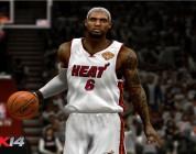 NBA2K14, mäktiga animationer med nästa generation