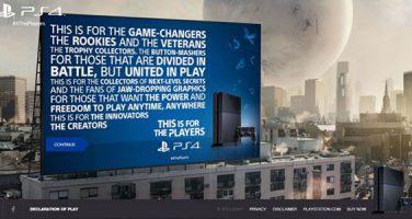 Playstation lanserar Spelarmanifestet