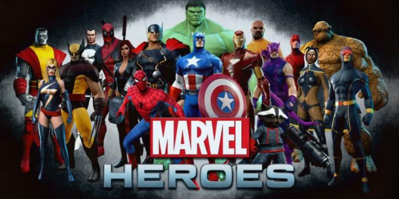 Marvel Heroes får stor uppdatering
