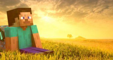 Minecraft invaderar Occulus Rift nästa år!