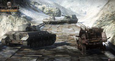 World of Tanks nu på Xbox 360