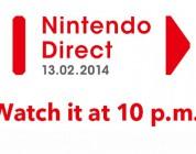 Årets första Nintendo Direkt