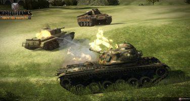 Gratishelg för World of Tanks