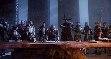 Gameplay från Dragon Age: Inquisition