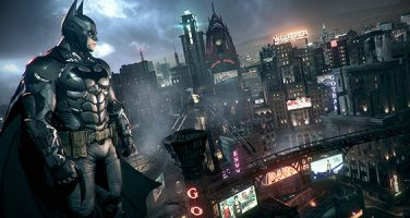 Första spelsekvenserna från nästa Batman