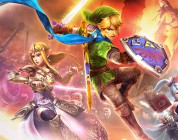 Hyrule Warriors: Legends intar 3DS i mars