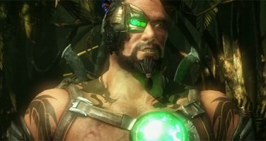 Möt Kano från Mortal Kombat X