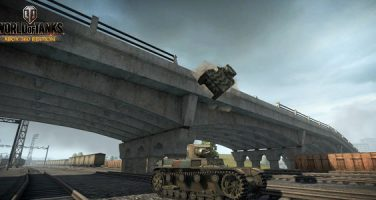 Red Steel Rain DLC till World of Tanks: Xbox 360 Edition