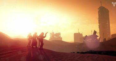 Ny Destiny trailer tar oss till Mars