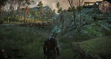30 minuter av Witcher 3 gameplay