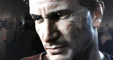 En äldre Nathan Drake i Uncharted 4