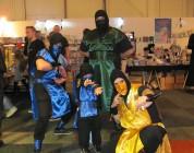 Comic Con Gamex i samarbete med Universal