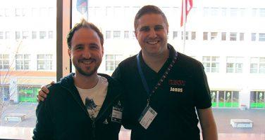 CCG14: Vi har pratat med Olivier Ged