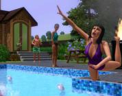 Bada i bassäng i The Sims 4