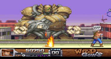 Glömda gamla spel del 4: Wild Guns