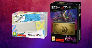 Sammanfattning från dagens Nintendo Direct