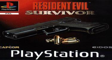 Glömda gamla spel del 5: Resident Evil Survivor