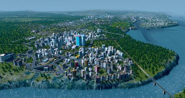 Cities: Skylines lanseringsdatum och trailer