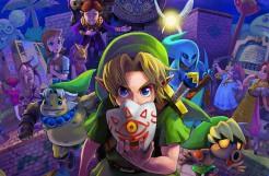 The Legend of Zelda: Majora's Mask 3D Recension