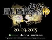 Ny Final Fantasy Type-0 trailer från PAX East