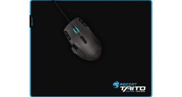 Roccat Taito Control – nya musmattan för gamers